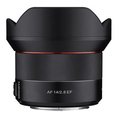 Für weitere Info hier klicken. Artikel: Samyang AF 2,8/14 mm DSLR Canon EF