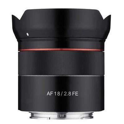 Für weitere Info hier klicken. Artikel: Samyang AF 18mm f/2,8 - Tiny but Super Wide Sony FE-Mount