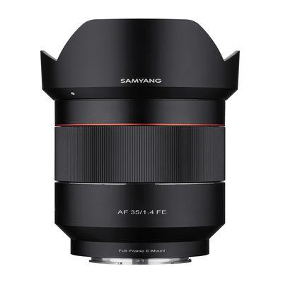 Für weitere Info hier klicken. Artikel: Samyang AF 35mm f/1,4 Sony FE-Mount