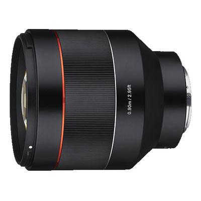 Für weitere Info hier klicken. Artikel: Samyang AF 85mm f/1.4 Sony FE-Mount