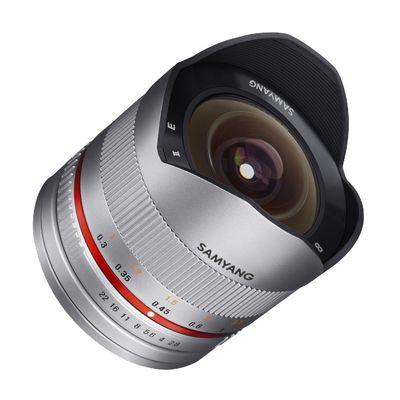 Für weitere Info hier klicken. Artikel: Samyang Fisheye 2.8/8 II UMC Canon EF-M silber
