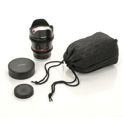 Für weitere Info hier klicken. Artikel: Samyang MF 16mm f/2,6 Video Sony E-Mount