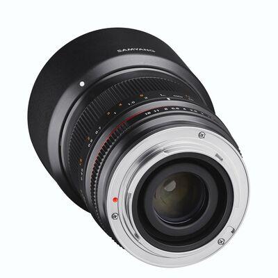 Für weitere Info hier klicken. Artikel: Samyang MF 35mm f/1,2 Canon EF-M