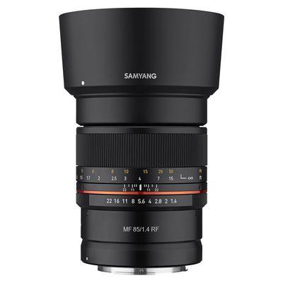 Für weitere Info hier klicken. Artikel: Samyang MF 85mm f/1.4 Canon RF
