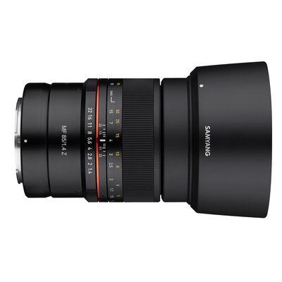 Für weitere Info hier klicken. Artikel: Samyang MF 85mm f/1,4 Nikon Z