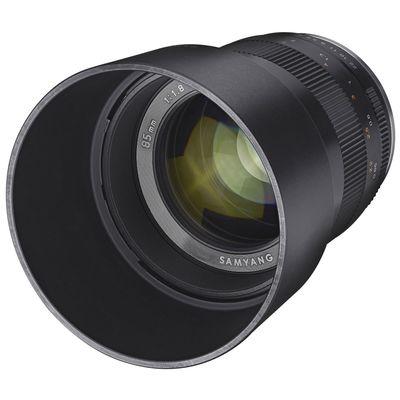 Für weitere Info hier klicken. Artikel: Samyang MF 85mm f/1.8 ED UMC CS Canon EF-M
