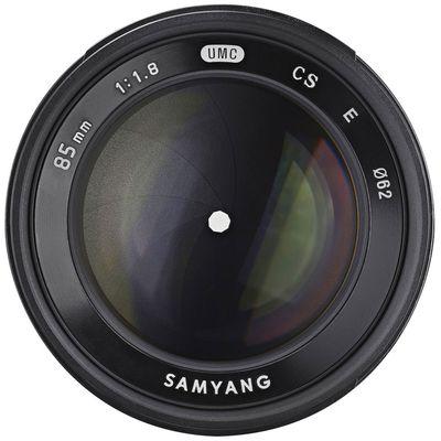 Für weitere Info hier klicken. Artikel: Samyang MF 85mm f/1.8 ED UMC CS Micro Four Thirds