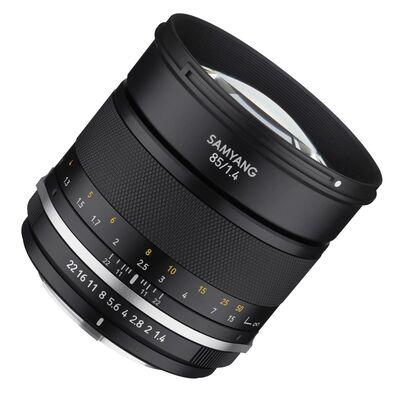 Für weitere Info hier klicken. Artikel: Samyang MF 85mm F1,4 II Canon EF-M