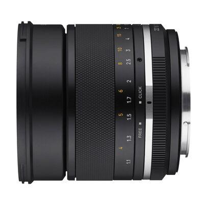 Für weitere Info hier klicken. Artikel: Samyang MF 85mm F1,4 II Nikon FX