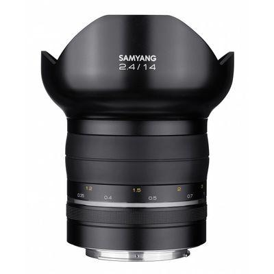 Für weitere Info hier klicken. Artikel: Samyang XP Premium 2,4/14 Canon EF