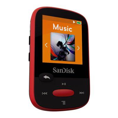 Für weitere Info hier klicken. Artikel: SanDisk Clip Sport 4 GB rot