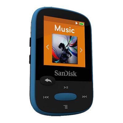Für weitere Info hier klicken. Artikel: SanDisk Clip Sport 8 GB blau
