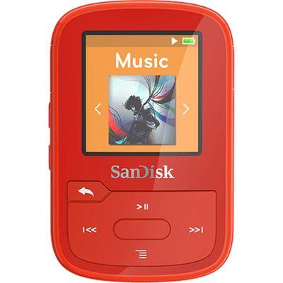 Für weitere Info hier klicken. Artikel: SanDisk Clip Sport Plus 16GB rot