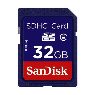 Für weitere Info hier klicken. Artikel: SanDisk SDHC-Card 32 GB