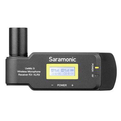 Für weitere Info hier klicken. Artikel: Saramonic UwMic RX-XLR9