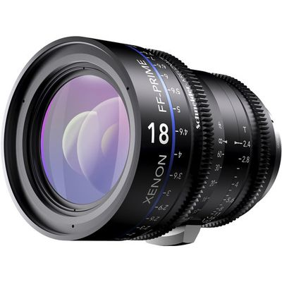 Für weitere Info hier klicken. Artikel: Schneider-Kreuznach Cine Lens Xenon FF-Prime 18mm, T/2,4 Sony FE-Mount