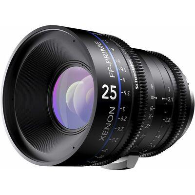 Für weitere Info hier klicken. Artikel: Schneider-Kreuznach Cine Lens Xenon FF-Prime 25mm, T/2,1 Canon EF