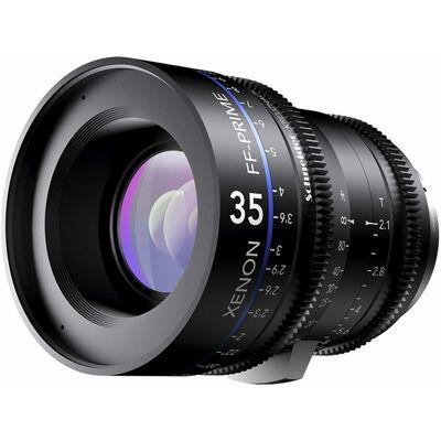 Für weitere Info hier klicken. Artikel: Schneider-Kreuznach Cine Lens Xenon FF-Prime 35mm, T/2,1 Nikon FX