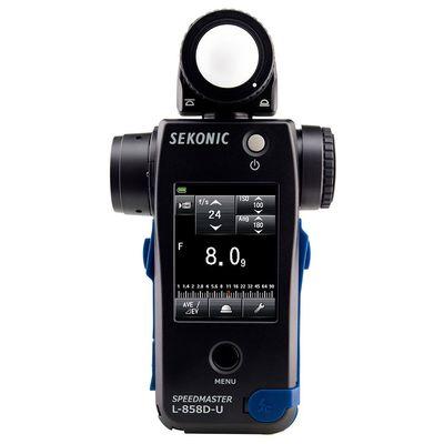 Für weitere Info hier klicken. Artikel: Sekonic SPEEDMASTER L858D (Manual in French)