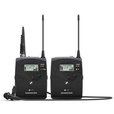 Für weitere Info hier klicken. Artikel: Sennheiser EW 112P G4-E drahtloses Mikrofonsystem