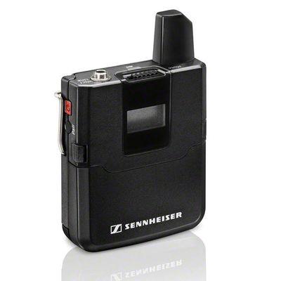 Für weitere Info hier klicken. Artikel: Sennheiser Lavaliermikrofon AVX-ME2 -3- EU schwarz