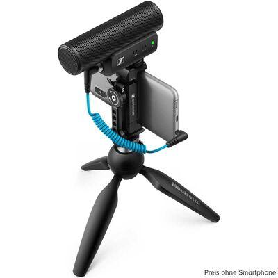 Für weitere Info hier klicken. Artikel: Sennheiser MKE 400 Mobile Kit Richtmikrofon