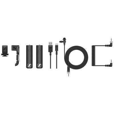 Für weitere Info hier klicken. Artikel: Sennheiser XSW-D portable Lavalier Set Funkempfänger / Mikrofon, drahtlos