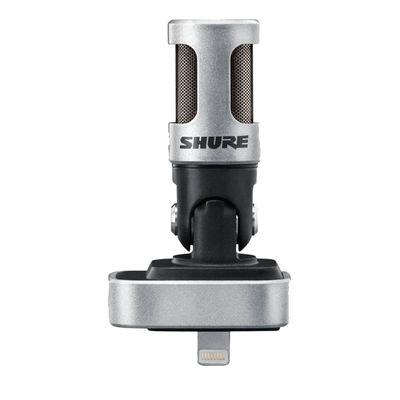 Für weitere Info hier klicken. Artikel: Shure MV88/A Digitales Stereo-Kondensatormikrofon