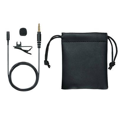 Für weitere Info hier klicken. Artikel: Shure MVL/A Ansteckmikrofon für Smartphone u. Tablet