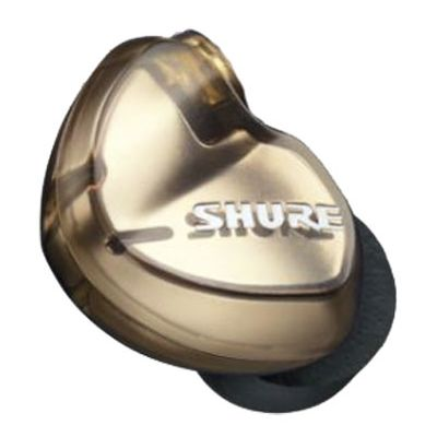 Für weitere Info hier klicken. Artikel: Shure SE535-V-RIGHT Ersatz Ohrhörer, rechts, bronze-metallic