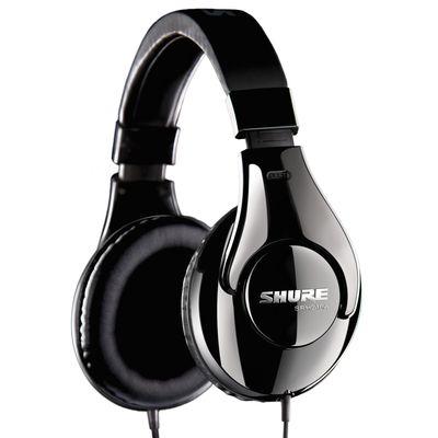 Für weitere Info hier klicken. Artikel: Shure SRH240A-E Geschlossener Stereo Kopfhörer
