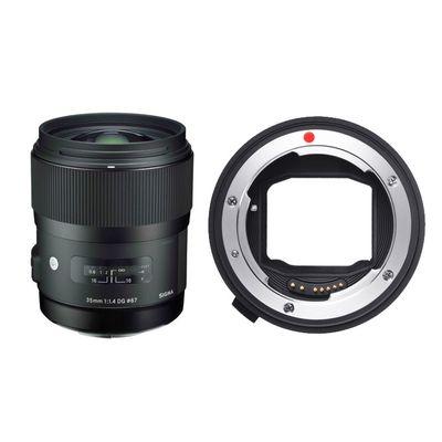 Für weitere Info hier klicken. Artikel: Sigma 1,4/35 DG HSM Canon + Mount Converter MC-11 SET Sony NEX