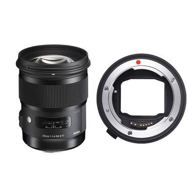 Für weitere Info hier klicken. Artikel: Sigma 1,4/50 DG HSM Canon + Mount Converter MC-11 SET Sony NEX