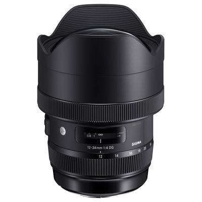 Für weitere Info hier klicken. Artikel: Sigma 4,0/12-24 DG HSM A Nikon FX