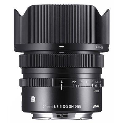 Für weitere Info hier klicken. Artikel: Sigma 24mm f/3,5 DG DN Contemporary Sony FE-Mount