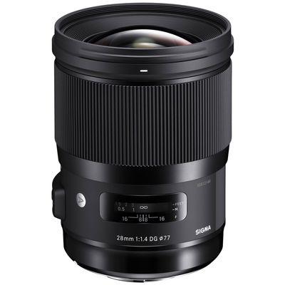 Für weitere Info hier klicken. Artikel: Sigma AF 28mm f/1,4 DG HSM ART Sony FE-Mount