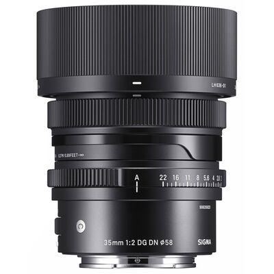 Für weitere Info hier klicken. Artikel: Sigma 35mm f/2 DG DN Contemporary Sony FE-Mount