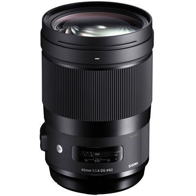 Für weitere Info hier klicken. Artikel: Sigma 40mm f/1.4 DG HSM A Canon EF