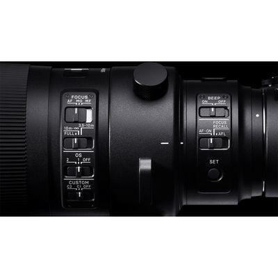 Für weitere Info hier klicken. Artikel: Sigma AF 500mm f/4,0 DG OS HSM S Canon EF