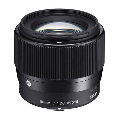 Für weitere Info hier klicken. Artikel: Sigma 56mm f/1.4 DC DN C Micro Four Thirds