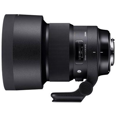 Für weitere Info hier klicken. Artikel: Sigma AF 105mm f/1,4 DG HSM ART Nikon FX