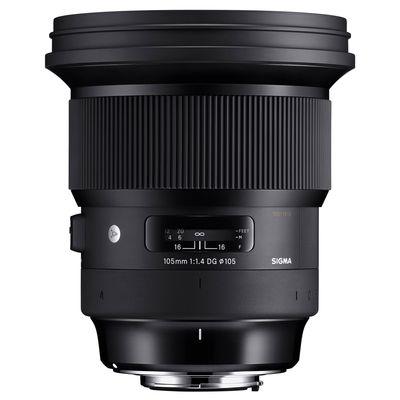 Für weitere Info hier klicken. Artikel: Sigma AF 105mm f/1,4 DG HSM ART Sigma