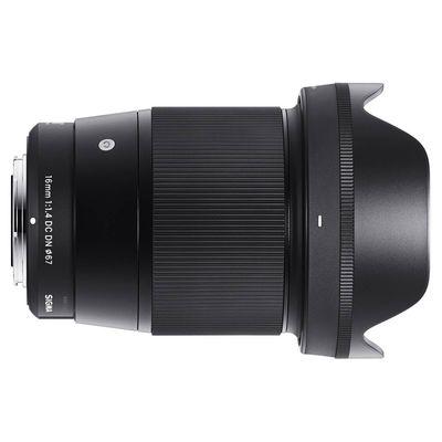 Für weitere Info hier klicken. Artikel: Sigma AF 16mm f/1,4 DC DN C Sony E-Mount