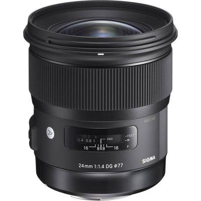 Für weitere Info hier klicken. Artikel: Sigma AF 24mm f/1,4 DG HSM ART Sigma