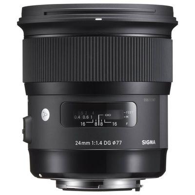 Für weitere Info hier klicken. Artikel: Sigma AF 1,4/24 DG HSM A Sony FE-Mount