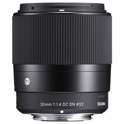 Für weitere Info hier klicken. Artikel: Sigma AF 30mm f/1,4 DC DN C Sony E-Mount