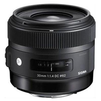 Für weitere Info hier klicken. Artikel: Sigma AF 30mm f/1,4 DC HSM A Sigma