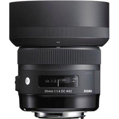 Für weitere Info hier klicken. Artikel: Sigma AF 30mm f/1,4 DC HSM ART Sigma