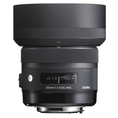 Für weitere Info hier klicken. Artikel: Sigma AF 30mm f/1,4 DC HSM A Sony A-Mount