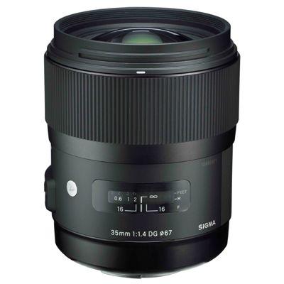 Für weitere Info hier klicken. Artikel: Sigma AF 1,4/35 DG HSM A Nikon FX